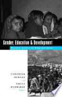 Gender  Education and Development
