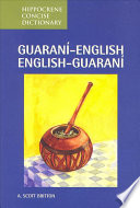 Guaran   Concise Dictionary