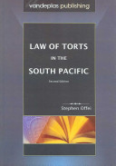 Law of Torts in the South Pacific