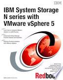 IBM System Storage N series with VMware vSphere 5