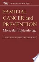 Ebook Familial Cancer and Prevention Epub Joji Utsunomiya,John J. Mulvihill,Walter Weber Apps Read Mobile