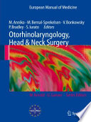 Otorhinolaryngology  Head and Neck Surgery