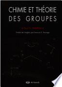 illustration du livre Chimie et théorie des groupes