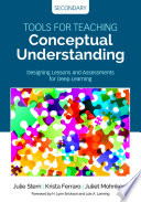 Tools for Teaching Conceptual Understanding  Secondary