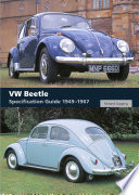 Vw Beetle Specification Guide 1949 1967