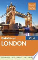 Fodor s 2016 London