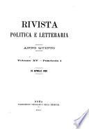 Rivista moderna politica e letteraria