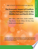 The Economic Impact of Conflicts and the Refugee Crisis in the Middle East and North Africa