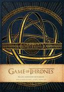 Game of Thrones  Deluxe Hardcover Sketchbook
