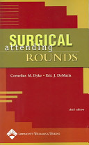 Surgical Attending Rounds