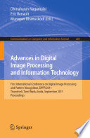 Advances in Digital Image Processing and Information Technology