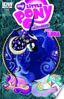 My Little Pony Micro Series 10 Luna