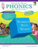 Month By Month Phonics for Third Grade