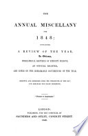 The Annual Miscellany for