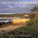 Book Frank Lloyd Wright