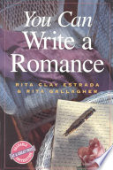 You Can Write A Romance book