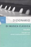 Dizionario di musica classica