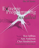 Extreme Programming Installed