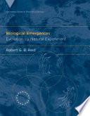 Biological Emergences