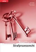Repetitorium Strafprozessrecht