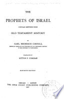 The Prophets of Israel Book PDF