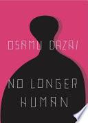 Book No Longer Human