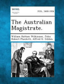 The Australian Magistrate