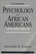 Psychology and African Americans Unified Psychological Point Of View To The African