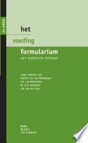 Het Voeding Formularium