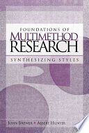 Foundations Of Multimethod Research