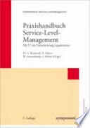 Praxishandbuch Service-Level-Management