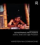 download ebook governing refugees pdf epub