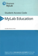 MyEducationLab with Enhanced Pearson EText    Access Card    for Essentials of Educational Psychology