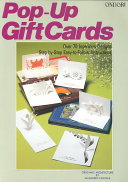 Pop-Up Gift Cards That Feature Geometric Shapes Animals Sports