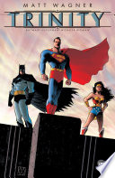 Batman Superman Wonder Woman Trinity