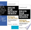 Multistate Bar Exam Review