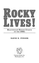 download ebook rocky lives! pdf epub
