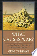 What Causes War