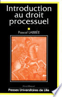 illustration Introduction au droit processuel