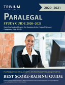 Paralegal Study Guide 2020 2021