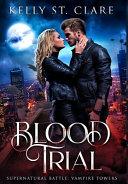 Blood Trial Book PDF