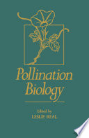Pollination Biology Field Of Pollination Biology The Book Begins By