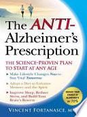 The Anti Alzheimer s Prescription