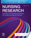 Nursing Research E Book