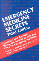 Emergency Medicine Secrets : aspects of emergency medicine. sections...