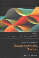 The Wiley Handbook of Obsessive Compulsive Disorders, 2 Volume Set