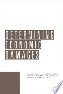 Determining Economic Damages