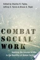 Book Combat Social Work
