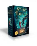 Story Thieves Collection Books 1 3  Bookmark inside
