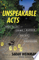 Unspeakable Acts Book PDF